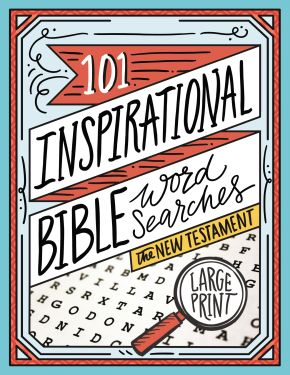 101 Inspirational Bible Word Searches: The New Testament *Scratch & Dent*
