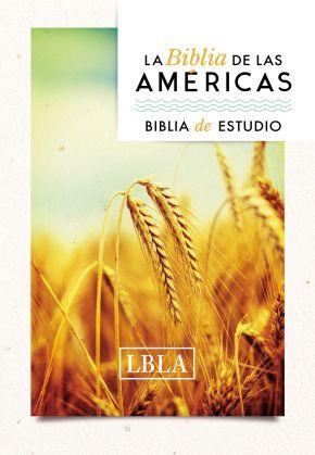 LBLA Biblia de Estudio, Tapa Dura (Spanish Edition)
