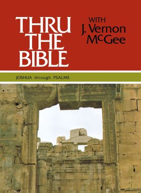 Thru the Bible, Vol. 2: Joshua-Psalms *Scratch & Dent*