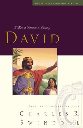 Great Lives: David: A Man of Passion and Destiny (Great Lives from God's Word) *Scratch & Dent*