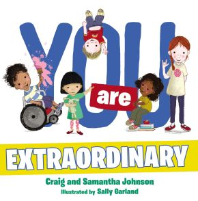You Are Extraordinary *Scratch & Dent*