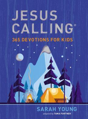 Jesus Calling: 365 Devotions for Kids (Boys Edition)