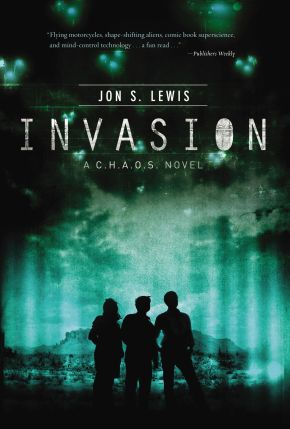 Invasion tpc (A C.H.A.O.S. Novel) *Scratch & Dent*