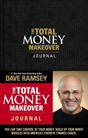 The Total Money Makeover Journal: A Guide for Financial Fitness *Scratch & Dent*