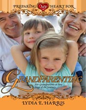 Preparing My Heart for Grandparenting: For Grandparents at Any Stage of the Journey *Scratch & Dent*