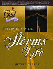 Life Principles for the Storms of Life (Following God Christian Living Series) *Scratch & Dent*