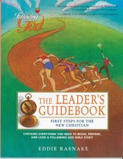 The Leader's Guidebook: First Steps for the New Christian