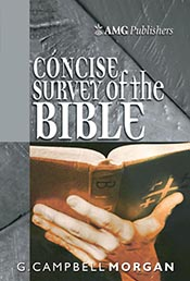 AMG Concise Survey of the Bible (AMG Concise Series) *Scratch & Dent*
