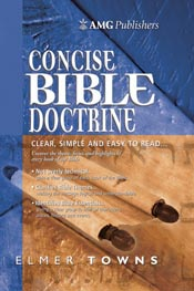 AMG Concise Bible Doctrines (AMG Concise Series) uu *Scratch & Dent*
