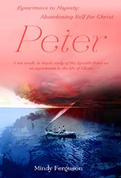 Eyewitness to Majesty: Peter: Abandoning Self for Christ (Eyewitness Bible Studies) *Scratch & Dent*