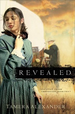 Revealed by Alexander, Tamera