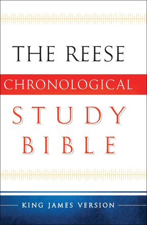The Reese Chronological Study Bible: King James Version *Scratch & Dent*