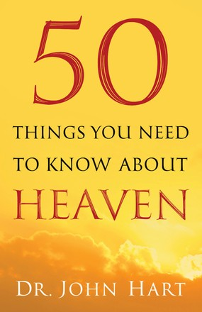 50 Things You Need to Know About Heaven *Scratch & Dent*