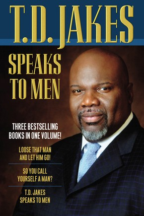 T. D. Jakes Speaks to Men 3-in-1 (paper)