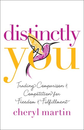Distinctly You: Trading Comparison and Competition for Freedom and Fulfillment *Scratch & Dent*