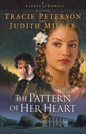 The Pattern of Her Heart PB by Peterson & Miller