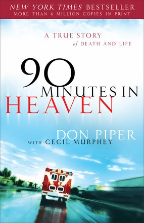90 Minutes in Heaven (cloth)