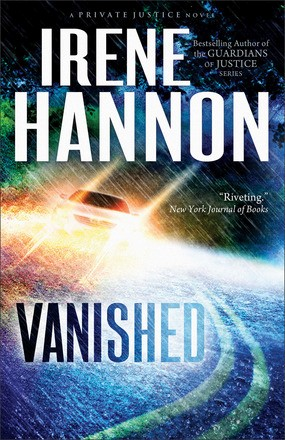Vanished: A Novel (Private Justice) *Scratch & Dent*