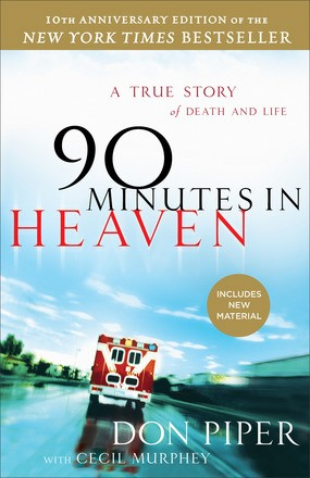 90 Minutes in Heaven: A True Story of Death & Life *Scratch & Dent*