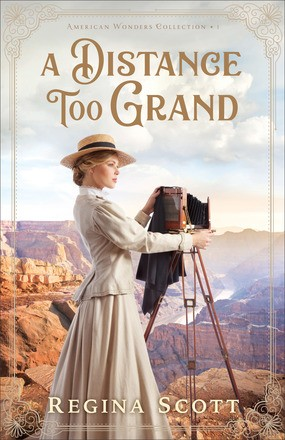 Distance Too Grand (American Wonders Collection)