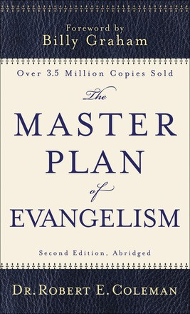 The Master Plan of Evangelism *Scratch & Dent*