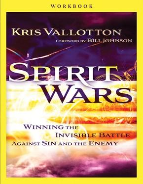 Spirit Wars Workbook *Scratch & Dent*