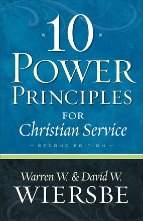 10 Power Principles for Christian Service *Scratch & Dent*