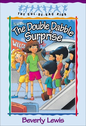 The Double Dabble Surprise (The Cul-de-Sac Kids #1) (Book 1)