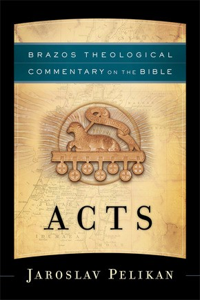 Acts (Brazos Theological Commentary on the Bible)