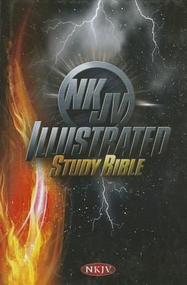 Illustrated Study Bible for Kids-NKJV-Boys