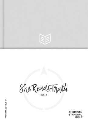 CSB She Reads Truth Bible, Hardcover