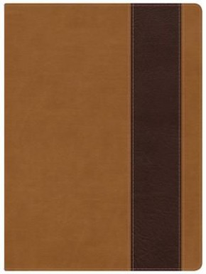 Holman Study Bible: NKJV Edition, Suede/Chocolate LeatherTouch