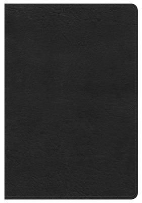 NKJV Compact Ultrathin Bible, Black LeatherTouch