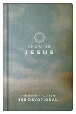 Knowing Jesus (Blue cover): The Essential Teen 365 Devotional *Scratch & Dent*