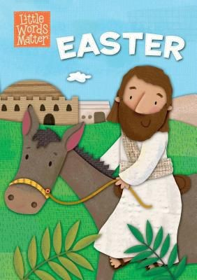 "Easter (board book) (Little Words Matterâ""¢)"