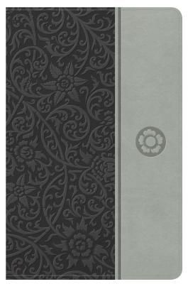 Reader's Reference Bible: NKJV Edition, Gray Leathertouch