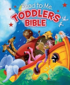 Read to Me Toddlers Bible *Scratch & Dent*