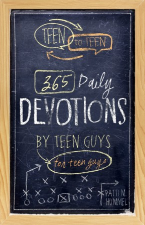 Teen to Teen: 365 Daily Devotions by Teen Guys for Teen Guys *Scratch & Dent*