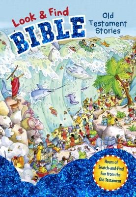 Look and Find Bible: Old Testament Stories *Scratch & Dent*
