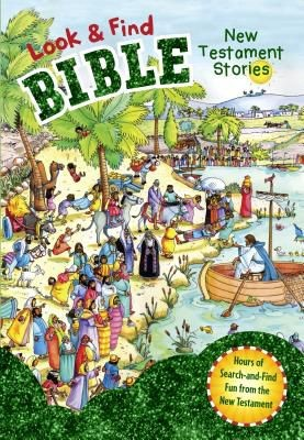 Look and Find Bible: New Testament Stories *Scratch & Dent*