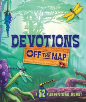 Devotions Off the Map: A 52-Week Devotional Journey (Seasons) *Scratch & Dent*