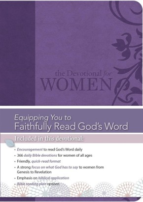 The Devotional for Women *Scratch & Dent*