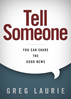 Tell Someone: You Can Share the Good News *Scratch & Dent*
