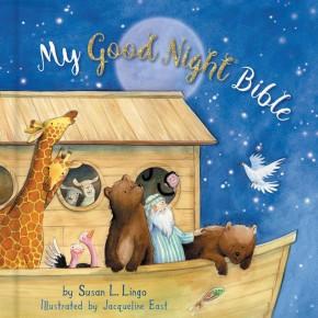 My Good Night Bible (Padded) *Scratch & Dent*