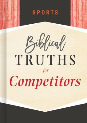 Sports: Biblical Truths for Competitors *Scratch & Dent*