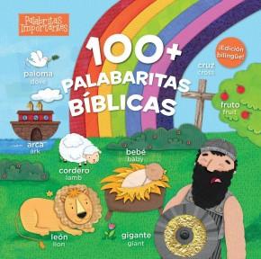 100+ palabritas biblicas (edicion bilingue) (Palabritas Importantes / Little Words Matter) (Spanish Edition)