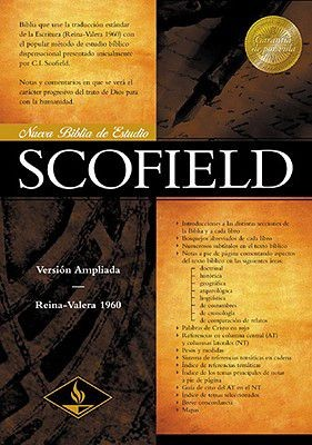RV 1960 New Scofield Study Bible