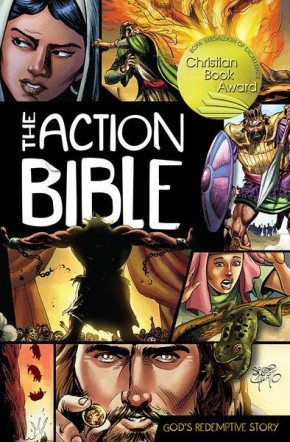 The Action Bible *Scratch & Dent*