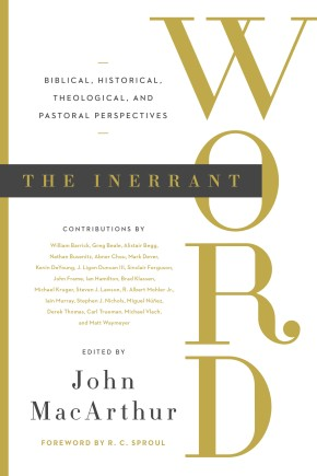 The Inerrant Word: Biblical, Historical, Theological, and Pastoral Perspectives *Scratch & Dent*