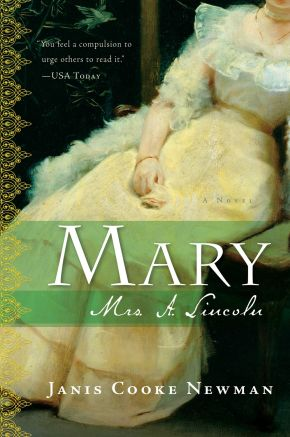 Mary: Mrs. A. Lincoln *Scratch & Dent*
